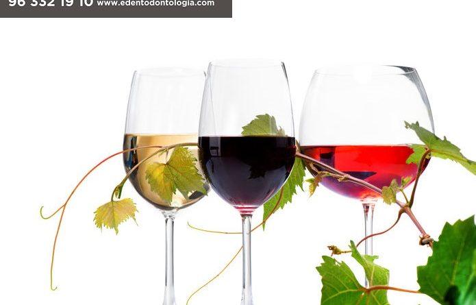 El vino puede ayudar a la salud dental